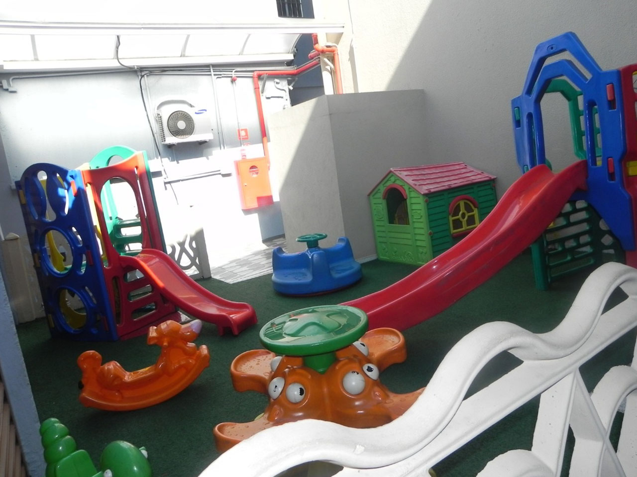 Parque educação infantil