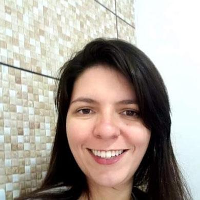 Psicopedagoga Erica Reis